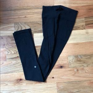 Lululemon Black Skinny Will pant